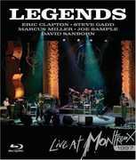 Legends: Live At Montreux 1997 , Eric Clapton