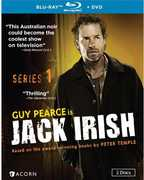 Jack Irish: Series 1 , Frank Coughlan