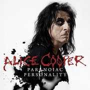 Paranoiac Personality [Import] , Alice Cooper