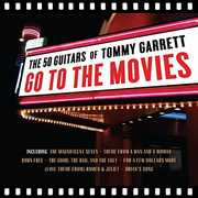 50 Guitars Of Tommy Garrett Go To The Movies , The 50 Guitars of Tommy Garrett