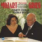 Piano Sonatas K.545 & K.494 /  Fantasia K.475 , Elisabeth Leonskaja