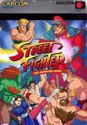 Street Fighter II: The Animated Series , Scott McNeil