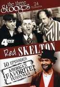 The Three Stooges /  Red Skelton , Curly Howard