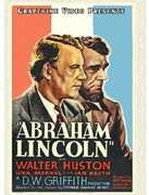Abraham Lincoln , Walter Huston