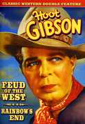 Feud of the West (1936) /  Rainbow's End (1935) , Hoot Gibson