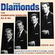 Diamonds - Complete Singles As & Bs 1955-62 , The Diamonds
