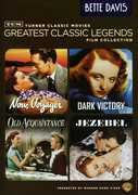 TCM Greatest Classic Legends Film Collection: Bette Davis , Bette Davis