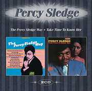 Percy Sledge Way & Take Time To Know Her [Import] , Percy Sledge