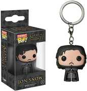 FUNKO POCKET POP! KEYCHAIN: Game Of Thrones - Jon Snow