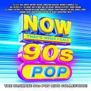 Now 90's Pop , Various Artists