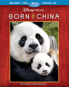 Disneynature: Born in China , John Krasinski