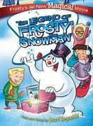 The Legend of Frosty the Snowman , Burt Reynolds