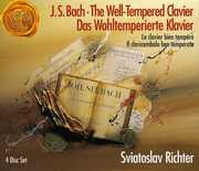 Well-Tempered Clavier (Complete) [Import] , J.S. Bach
