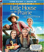 Little House on the Prairie Season 4 Collection , Michael Landon