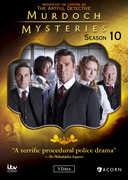 Murdoch Mysteries: Season 10 , Yannick Bisson