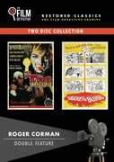 Roger Corman Double Feature , Boris Karloff