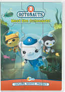 Octonauts: Meet the Octonauts W/ Puzzle
