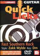 Quick Licks: Zakk Wylde Fast Southern Rock - Key: Dm , Andy James