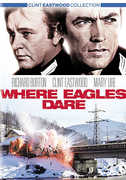Where Eagles Dare [Widescreen] [Repackaged] [Eco Amaray] , Richard Burton