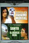 Santo en Anonimo Mortal & Santo y El Aguila Real , Santo