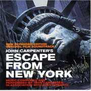 Escape from New York (Original Soundtrack) , Various Artists