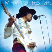 Miami Pop Festival , Jimi Hendrix
