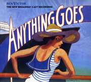 Anything Goes , Broadway Cast