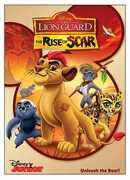 THE LION GUARD: THE RISE OF SCAR , Rob Lowe