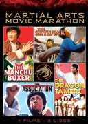Martial Arts Movie Marathon 1 , Byong Yu (Byong Yu)
