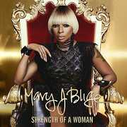 Strength Of A Woman , Mary Blige J