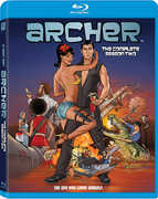Archer: The Complete Season Two , George Coe