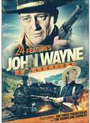 24 Features: John Wayne Collection , John Wayne
