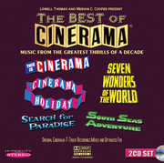 Best of Cinerama , Various Artists
