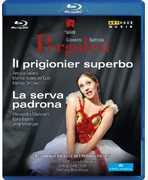 Il Prigionier Superbo & la Serva Padrona , Corrado Rovaris