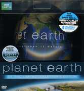 Planet Earth (Six-Disc Limited Collector's Edition) , David Attenborough