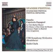Spanish Festival , Czecho-Slovak Radio Symphony Orchestra