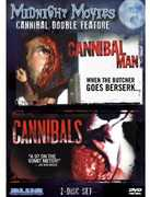 Midnight Movies Vol, 8: Cannibal - Double Feature , Vicente Parra