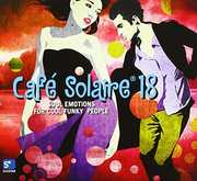 Cafe Solaire, Vol. 18 , Various Artists