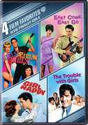 4 Film Favorites - Elvis Presley