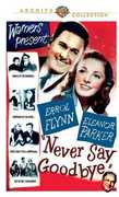 Never Say Goodbye , Errol Flynn