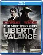Man Who Shot Liberty Valance , James Stewart