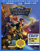 Treasure Planet: 10th Anniversary Edition , Joseph Gordon-Levitt
