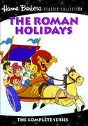 The Roman Holidays: The Complete Series , Dave Willock