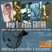 New Orleans Guitar , Various Artists