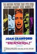 Berserk , Joan Crawford