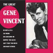 Great Gene Vincent , Gene Vincent