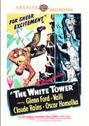 The White Tower , Cedric Hardwicke