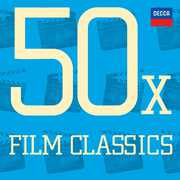50 X Film Classics /  Various , Various Artists