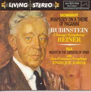 Rhapsody on a Theme of Paganini , Artur Rubinstein