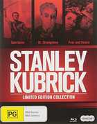 Stanley Kubrick Blu-Ray Collection [Import]